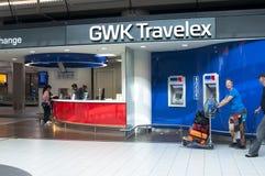 GWK Travelex Images libres de droits