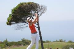 Gwladys Nocera, Losone 2007, señoras del golf europeas Imagen de archivo libre de regalías