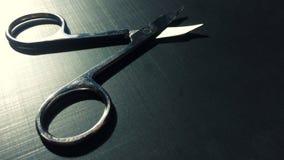 Gwoździ nożyce zdjęcie stock