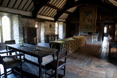 Gwydir Castle Royalty Free Stock Photography