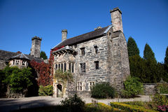 Gwydir Castle Stock Photos