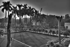 Gwyer Hall, uniwersytet Delhi zdjęcia royalty free