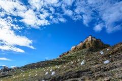 Gyantse fort Stock Images