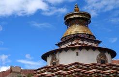 Gyantse Kumbum chorten Royalty Free Stock Image