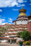 Gyantse Kumbum chorten Royalty Free Stock Photos