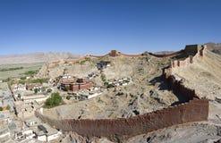 gyantse shigatse Tibet Fotografia Stock