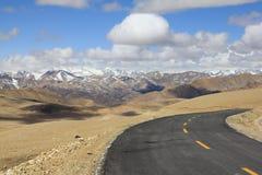 gyatso losu angeles przepustka Tibet zdjęcie royalty free