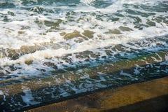 Gyckel på stranden Royaltyfri Foto