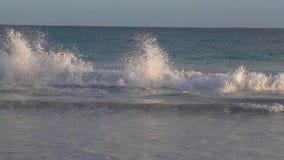 Gyckel på stranden Royaltyfria Foton