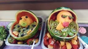 Gyckelfrukter Arkivbild