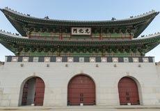 Gyeongbok Palace Stock Photography