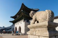 Gyeongbok Palace Royalty Free Stock Images