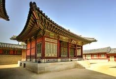 Gyeongbok Palace, Seoul, Korea Stock Image