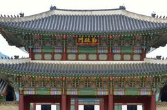Gyeongbok Palace, Seoul, Korean Republic Royalty Free Stock Image