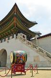 Gyeongbok Palace, Seoul, Korean Republic Stock Photography