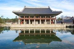 Gyeongbok Palace in Seoul, South Korea Stock Images