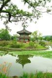 Gyeongbokgung à Séoul image stock