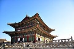 gyeongbokgung παλάτι Στοκ φωτογραφία με δικαίωμα ελεύθερης χρήσης