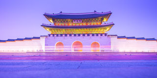 Gyeongbokgung royalty-vrije stock fotografie