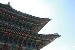 Gyeongbokgung Immagini Stock Libere da Diritti