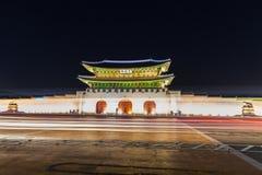 Gyeongbokgung Royalty-vrije Stock Afbeeldingen