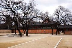 Gyeongbokgung Stockbilder