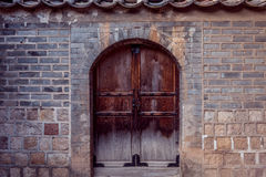 Gyeongbokgung. Gate in seoul, Korea Stock Photography