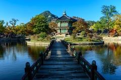 Gyeongbokgung Palac Fotos de archivo libres de regalías