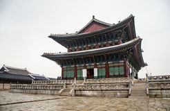 GYEONGBOKGUNG Palace Royalty Free Stock Photos