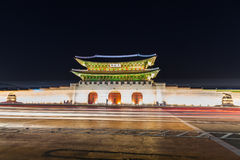 Gyeongbokgung Royalty Free Stock Images