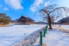 Gyeongbokgung Palace. stock image
