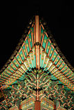 Gyeongbokgung Palace Detail royalty free stock photography