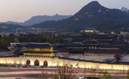 Gyeongbokgung Palace i stock photos