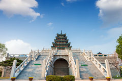 Gyeongbokgung palace in Korea. Stock Photos