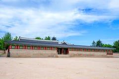 Gyeongbokgung Palace in Korea. Royalty Free Stock Photography