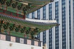 Gyeongbokgung Stock Photos