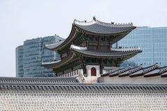 Gyeongbokgung Stock Images