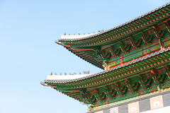 Gyeongbokgung Palace  n Seoul, South Korea Stock Photo