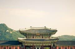 Gyeongbokgung Palace Royalty Free Stock Image