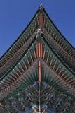 Gyeongbokgung Palace, Palace of Shining Happiness, Seoul, South Korea, Asia - shot November 2013 Royalty Free Stock Images