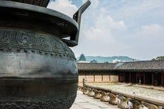 Gyeongbokgung palace Royalty Free Stock Photos