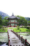 Gyeongbokgung palace. Royalty Free Stock Photos