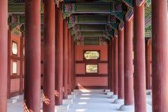 Gyeongbokgung palace in Seoul, Korea Stock Images