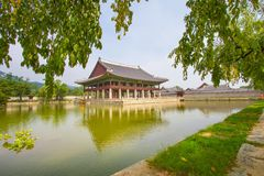 Gyeongbokgung Palace, Seoul, Korea Stock Photo