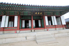 Gyeongbokgung Palace in Seoul Royalty Free Stock Images