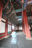 Gyeongbokgung Palace in Seoul Royalty Free Stock Image