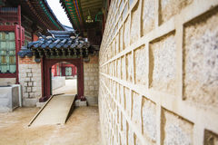 Gyeongbokgung Palace Stock Images