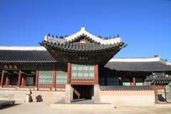 Gyeongbokgung palace in Seoul Stock Photography
