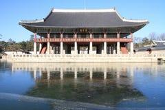 Gyeongbokgung palace in Seoul Royalty Free Stock Photography