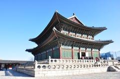 Gyeongbokgung Palace Seoul South Korea stock images